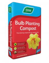 Bulb planting compost