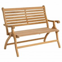 Roble Folding Bench