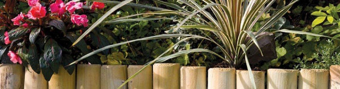 log roll border